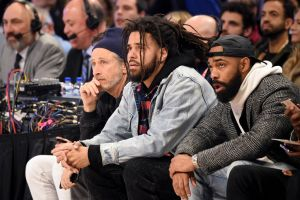 J. Cole Silences Doubters With Very 1st L.A. Leakers Freestyle