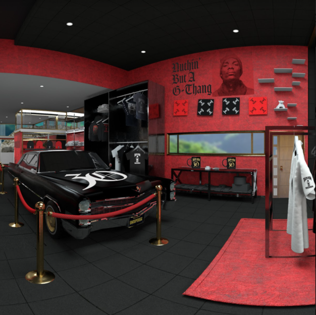 Death Row Records Launches 'The Death Row Experience' Virtual Museum