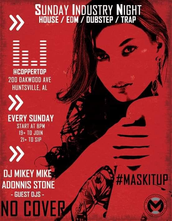 Sunday Industry Night