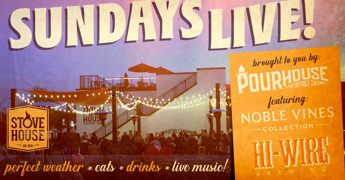 Sundays Live at Stovehouse
