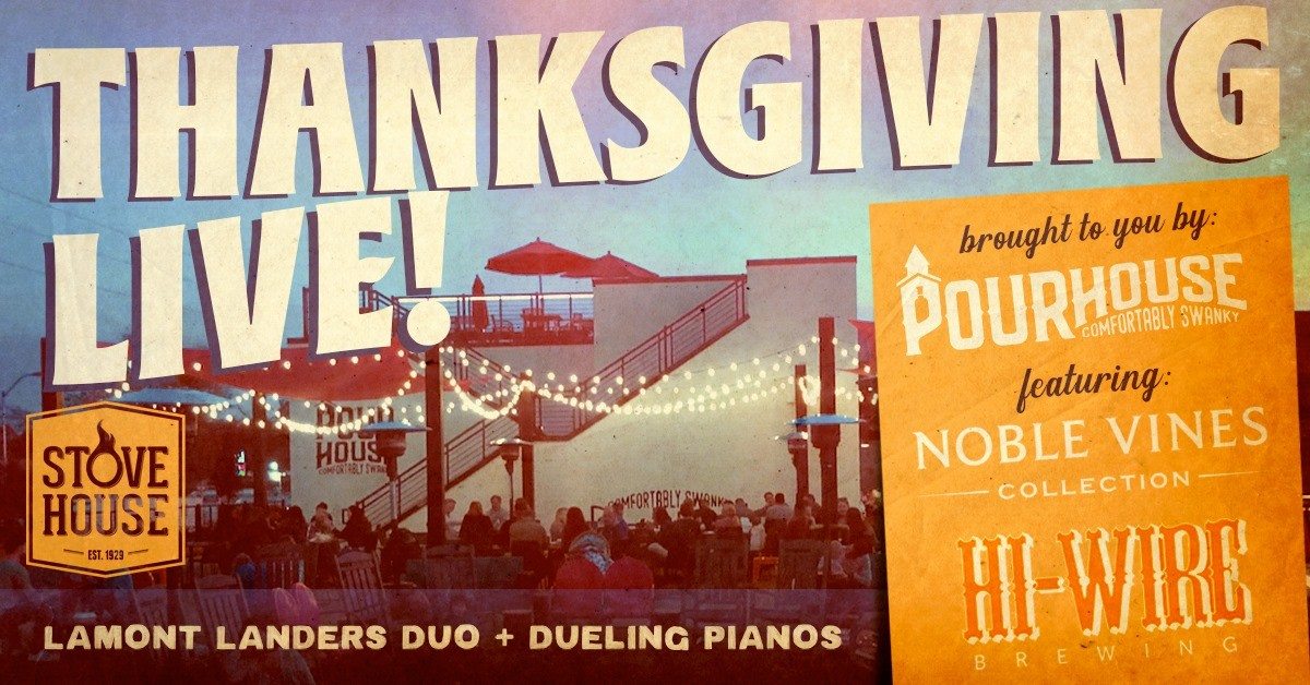 Thanksgiving Live at Stovehouse