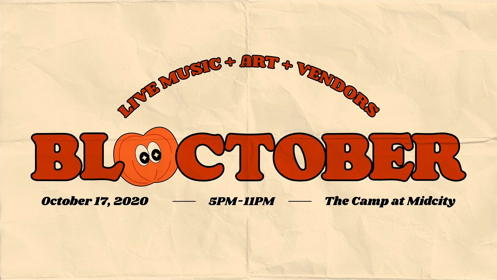 Bloctober at The Camp