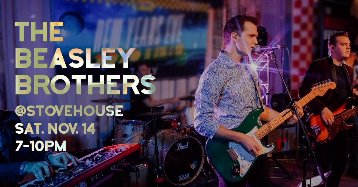 The Beasley Brothers at Stovehouse