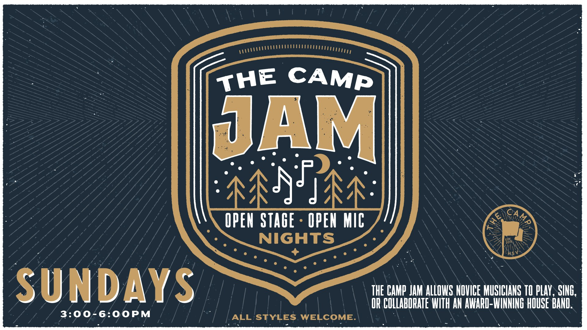 The Camp Jam at the Camp