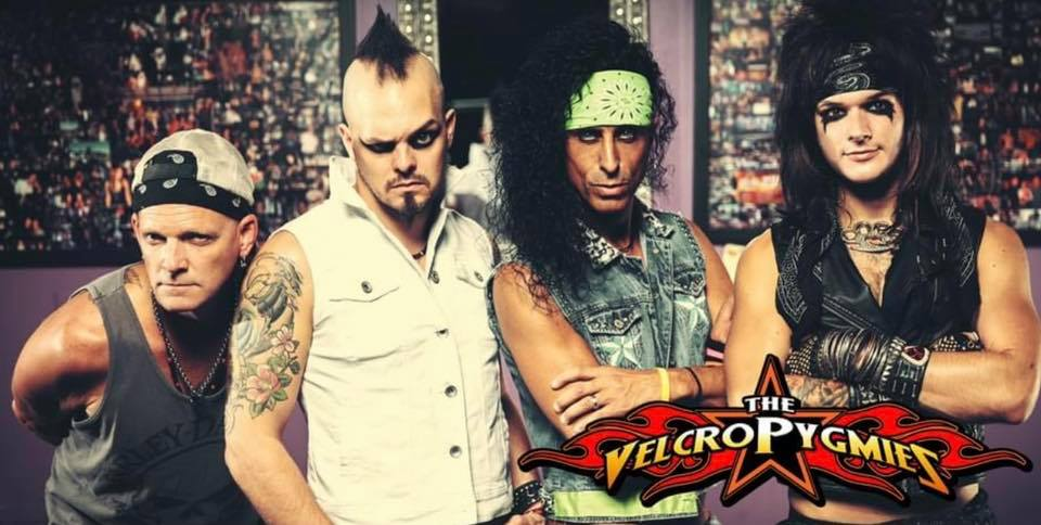 The Velcro Pygmies Thanksgiving Party