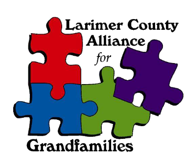 Logo of Larimer County Alliance for Grandfamilies