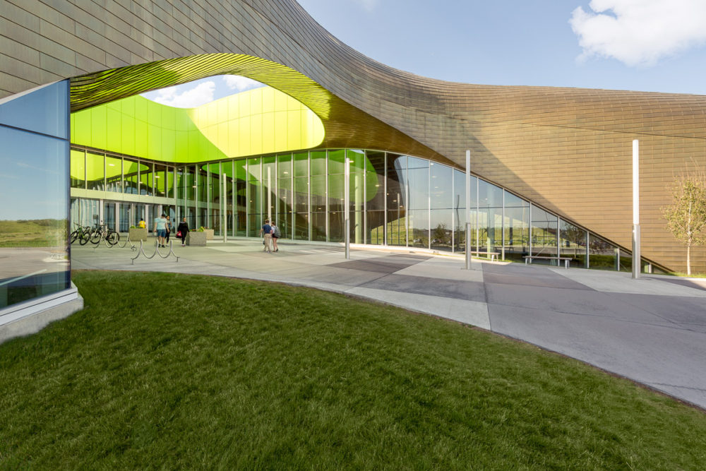 YMCA Rocky Ridge, Calgary, Commercial Architecture