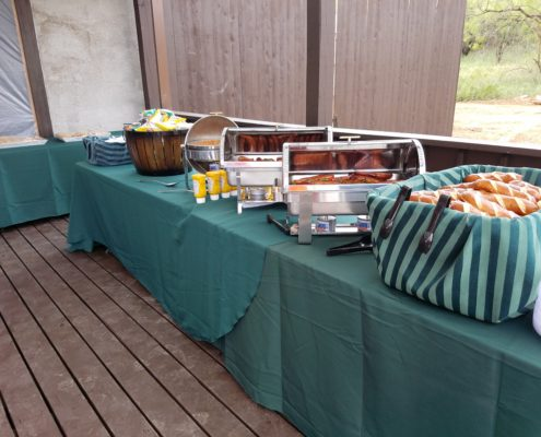 Sporting Clays Food