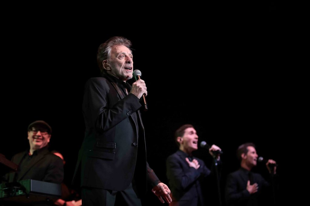 Frankie Valli in concert