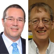 Markus Fischer and Tim Glaue