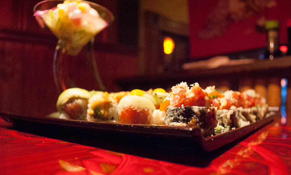japanese dinners