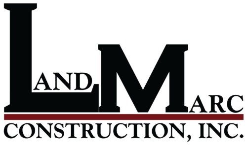 LandMarc Construction, Inc. Logo
