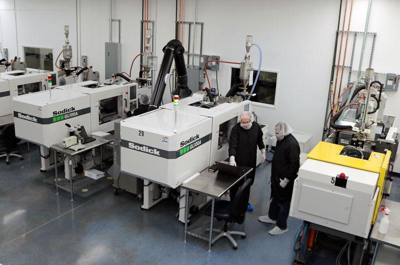 omega plastics production quality prototyping