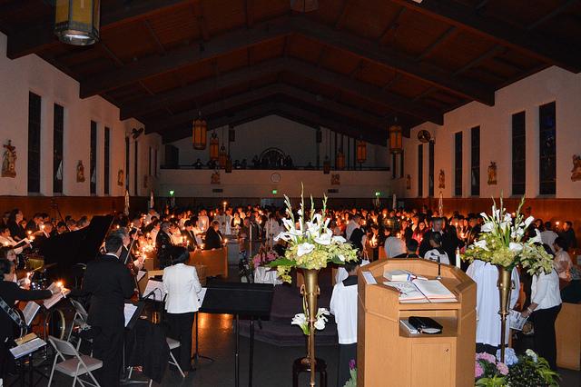 Easter Vigil 2015 Photos