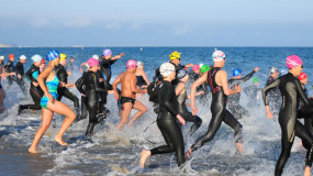 Reef and Run is the premiere weekly ocean swim race series on the South Coast.