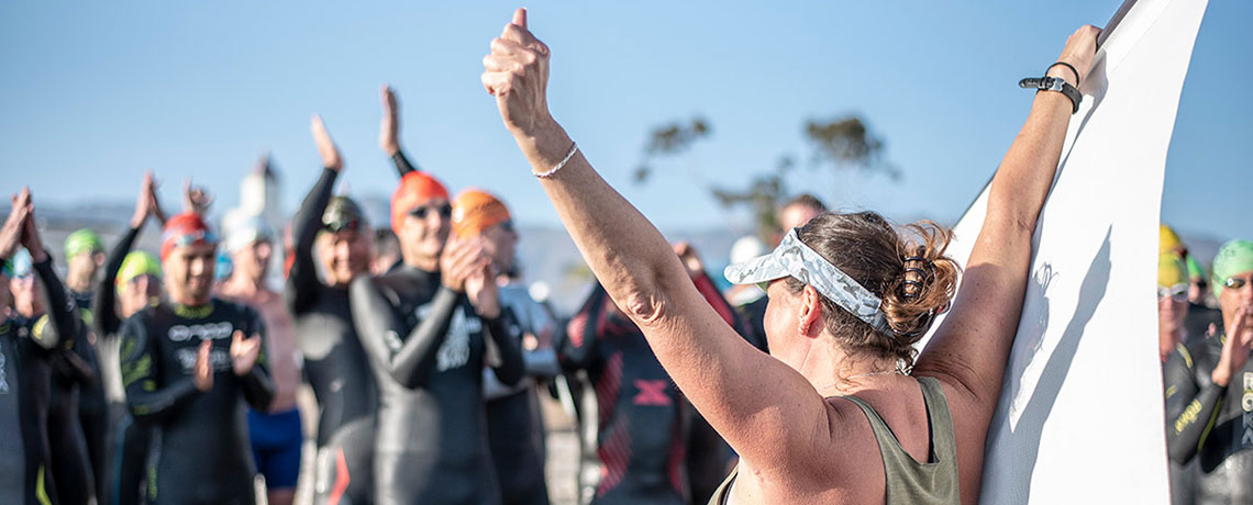 Reef & Run Director Jane Cairns named Local Hero by SB Independent