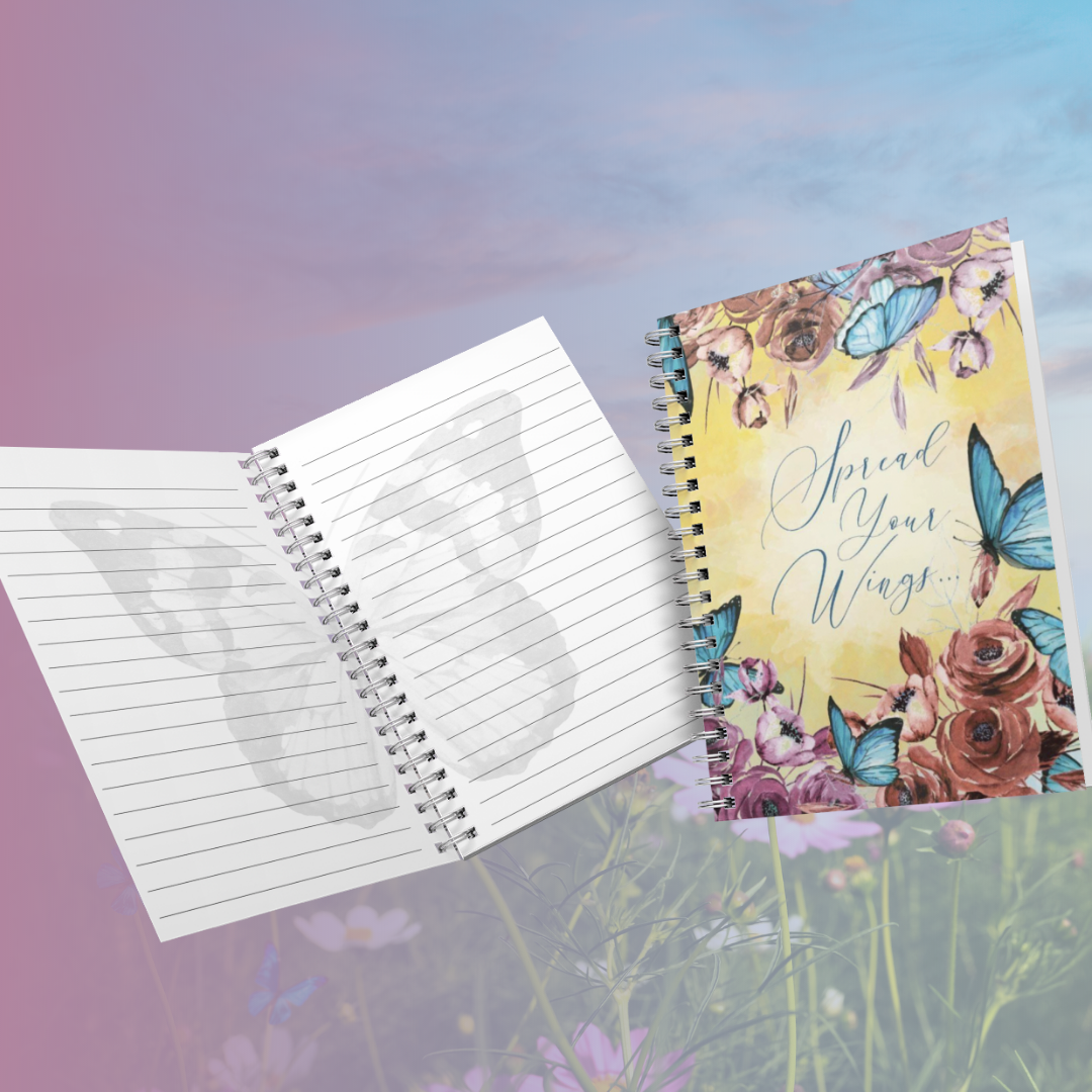 spiral journals for writers
