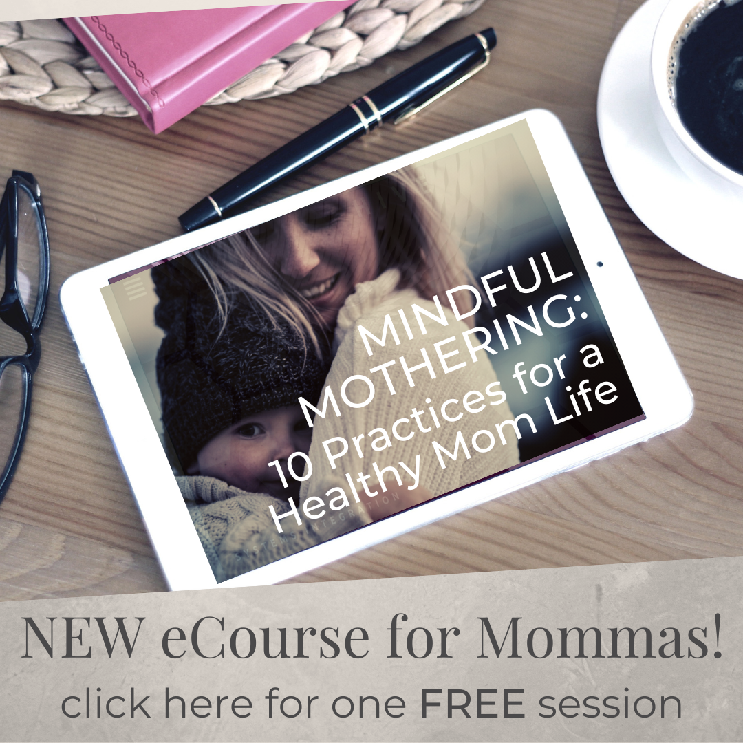 mindful mothering course