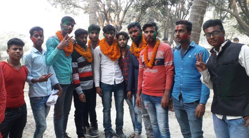 आर.बी कॉलेज छात्र संघ चुनाव के लिए पहले दिन छह छात्र व एक छात्रा ने भरा नामांकन प्रपत्र समस्तीपुर Town