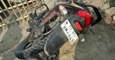 सड़क दुर्घटना में तीन जख्मी, एक की हालत नाजुक समस्तीपुर Town