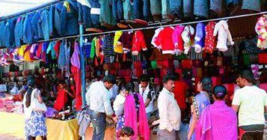 ठंड बढ़ने के साथ ही ऊनी कपड़ों का बाजार गरमाया समस्तीपुर Town