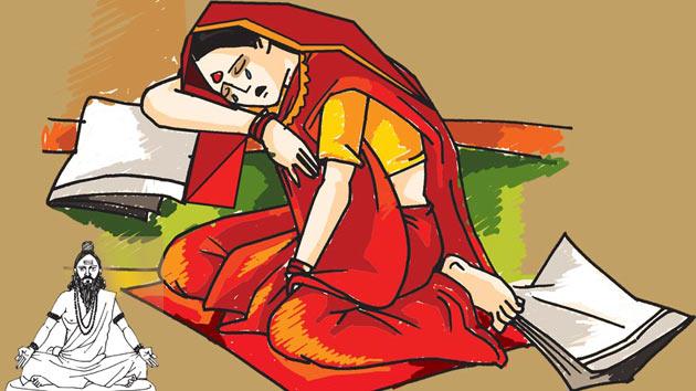 """नारी शोषण की व्यथा सुनाती कविता : """"आज का रावण..."""" समस्तीपुर Town"""