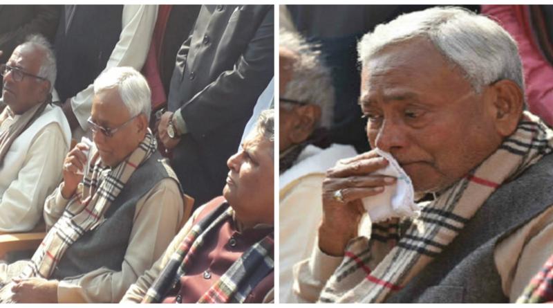 जब सबके सामने फफक-फफक कर रो पड़े बिहार के सीएम नीतीश कुमार, क्लिक कर जानिए वजह... समस्तीपुर Town