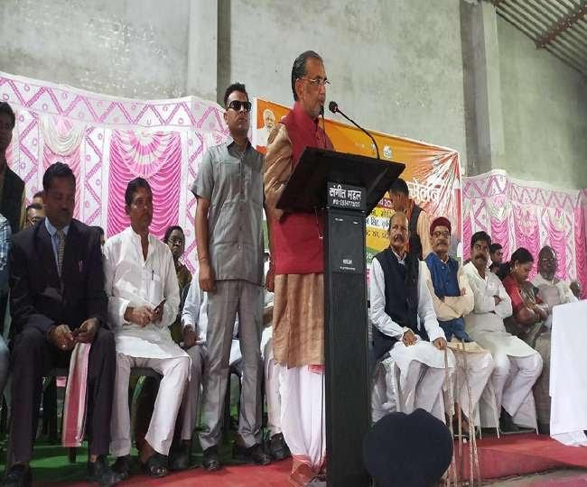 समस्तीपुर में मंत्री राधामोहन ने कहा- मोदी सरकार ने भारत का मान बढ़ाया समस्तीपुर Town