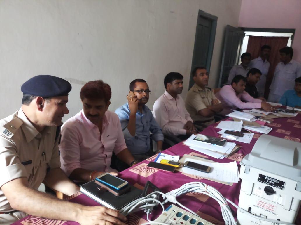 लोकसभा चुनाव की तैयारी को लेकर हुई समीक्षात्मक बैठक समस्तीपुर Town
