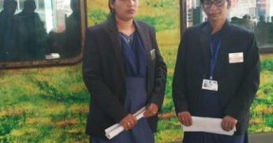 समस्तीपुर जंक्शन पर रहा नारी शक्ति का राज, ट्रेन में सिर्फ महिला TTE एवं RPF के महिला जवानों की तैनाती समस्तीपुर Town