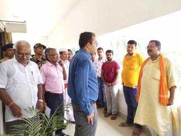 योगदान के साथ एक्शन में दिखे डीएम, कार्यालयों का किया निरीक्षण समस्तीपुर Town
