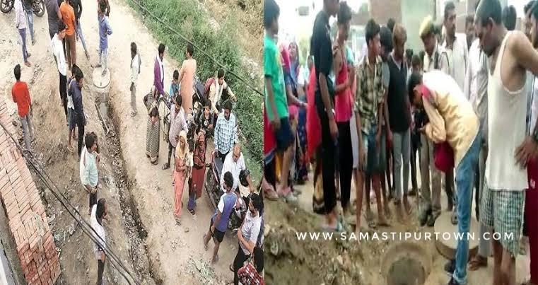 गाजियाबाद में सीवर की सफाई करने उतरे समस्तीपुर के पांच मजदूरों की मौत, ठेकेदार मौके से फरार समस्तीपुर Town