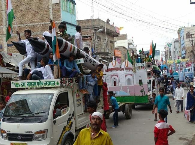 अधर्म पर धर्म की जीत का संदेश देता है मोहर्रम समस्तीपुर Town
