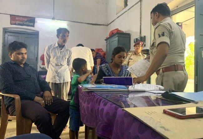 अवध असम एक्सप्रेस में नशाखुरानी गिरोह ने साला-बहनोई को बनाया शिकार समस्तीपुर Town