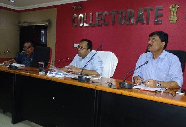 ड्यूटी में लापरवाह चिकित्सकों के विरुद्ध गठित होगा प्रपत्र 'क' --- डीएम समस्तीपुर Town