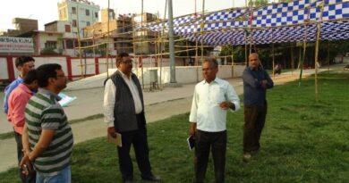 समस्तीपुर जिला स्थापना दिवस कल, भव्य समारोह की तैयारी समस्तीपुर Town
