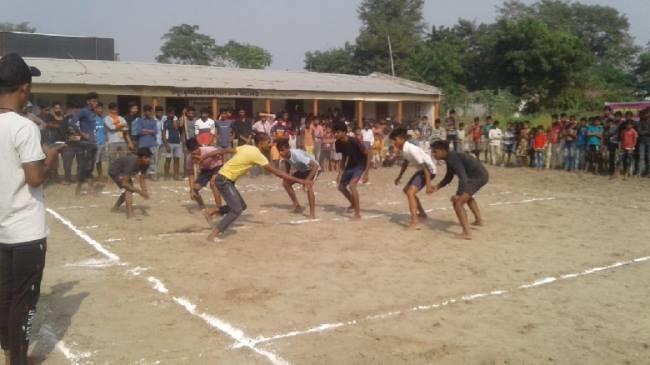 समस्तीपुर ने पटोरी को 48 अंकों के अंतर से किया पराजित समस्तीपुर Town