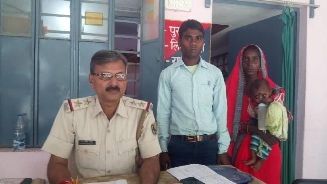 आत्मदाह करने जा रहे दंपती को पुलिस ने किया गिरफ्तार समस्तीपुर Town