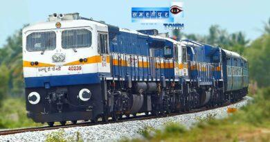 कटिहार से वाया बरौनी-दिल्ली के बीच चलाई गई एक और क्लोन स्पेशल ट्रेन समस्तीपुर Town
