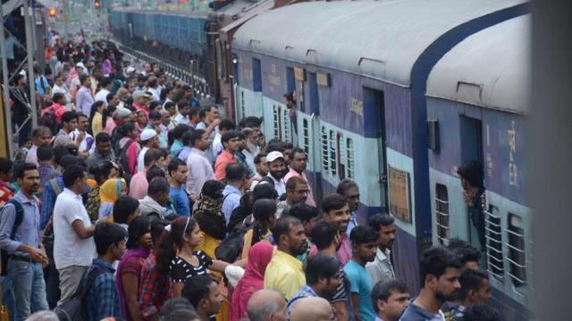 1 अप्रैल से पटरी पर कोरोना से पहले की तरह दौड़ेंगी सभी पैसेंजर ट्रेनें? जानिए रेलवे ने क्या कहा समस्तीपुर Town