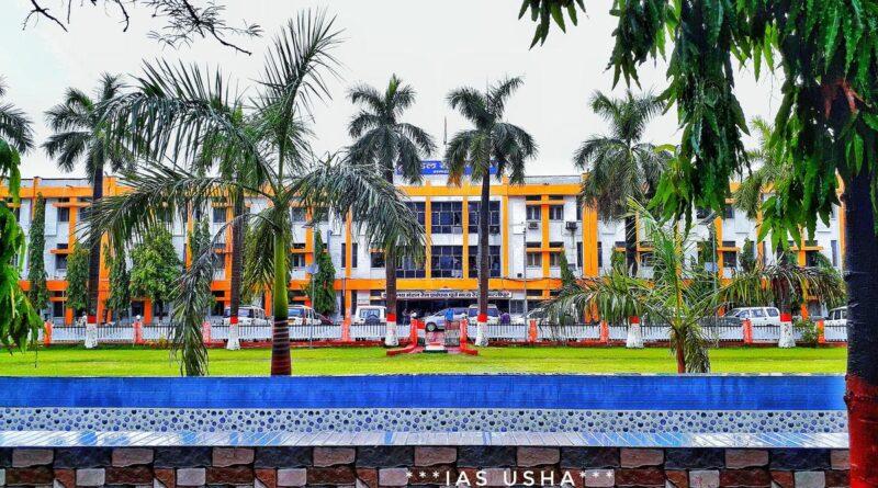 कोरोना के संक्रमण को रोकने के लिये DRM कार्यालय में बाहरी लोगों की इंट्री पर लगी रोक समस्तीपुर Town
