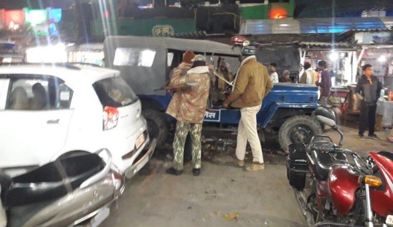 समस्तीपुर स्टेशन चौक पर आपसी विवाद को लेकर भिड़े युवक समस्तीपुर Town