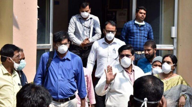 समस्तीपुर के मरीज का कोरोना टेस्ट आया निगेटिव, अस्पताल से मिली छुट्टी, ग्रामीणों ने ली राहत की सांस समस्तीपुर Town
