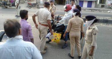 लॉकडाउन में बाजार भी लॉक, घर से निकल नहीं रहे लोग समस्तीपुर Town