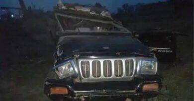 झारखंड में मजदूरों को एस्कॉर्ट कर आ रही पुलिस की गाड़ी पलटी, एक की हुई मौत समस्तीपुर Town