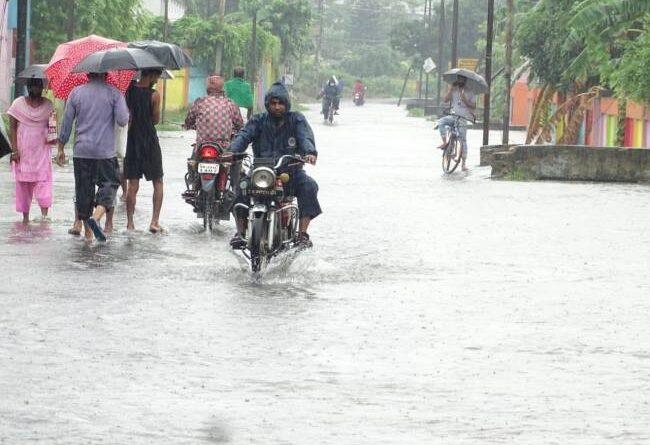 तीन दिनों में पूरे बिहार से विदा हो जाएगा मानसून, मौसम के साफ रहने के आसार समस्तीपुर Town