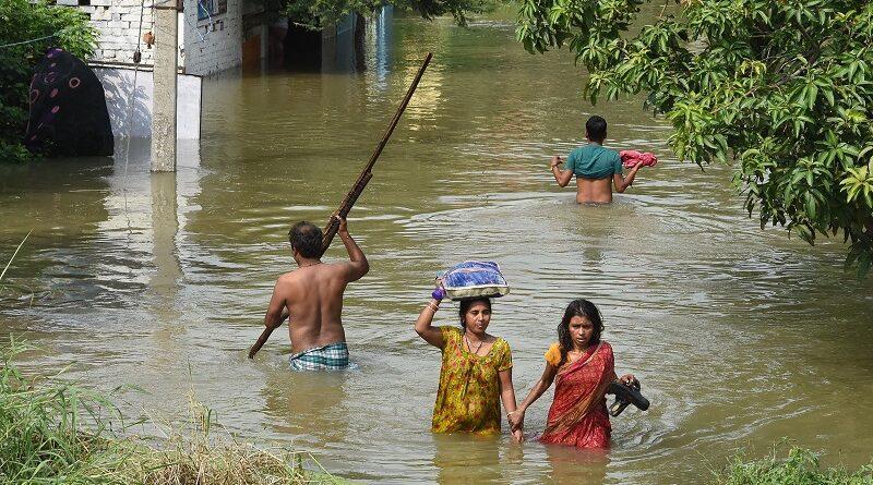 बागमती और बूढ़ी गंडक के जलस्तर में लगातार बढ़ोतरी से स्थिति दिनों दिन हो रही विषम समस्तीपुर Town