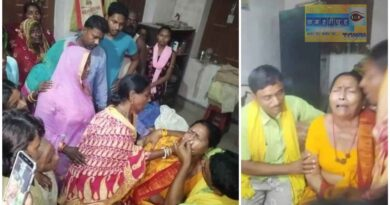 रामविलास पासवान की पहली पत्नी का रो-रोकर बुरा हाल, पहले से चल रही हैं बीमार समस्तीपुर Town