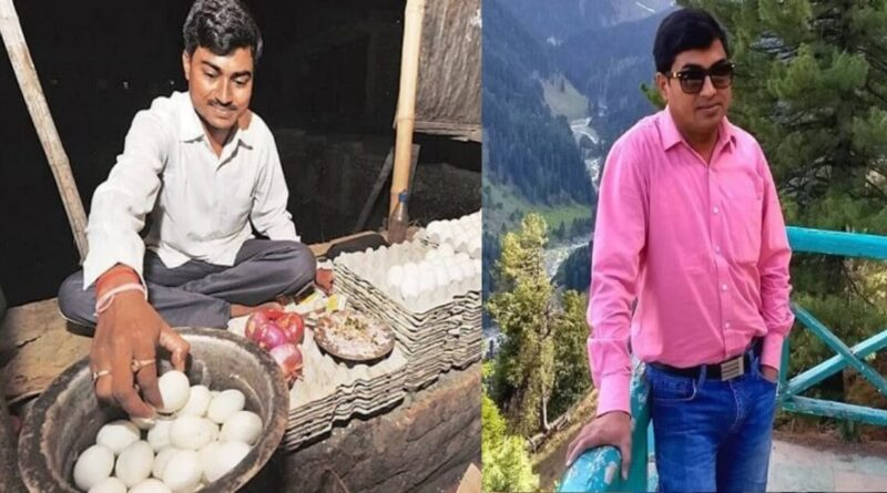 मनोज कुमार राय: कहानी बिहार के उस अंडे बचने वाले लड़के की जिसने अपनी मेहनत से UPSC क्लियर किया समस्तीपुर Town