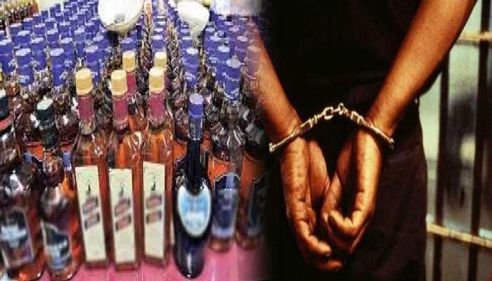 शराबकांड में तस्कर बाप-बेटा को पुलिस ने गिरफ्तार कर न्यायिक हिरासत में भेजा समस्तीपुर Town